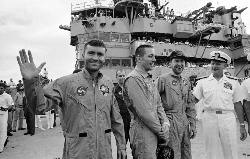 Tripulantes da Apollo 13