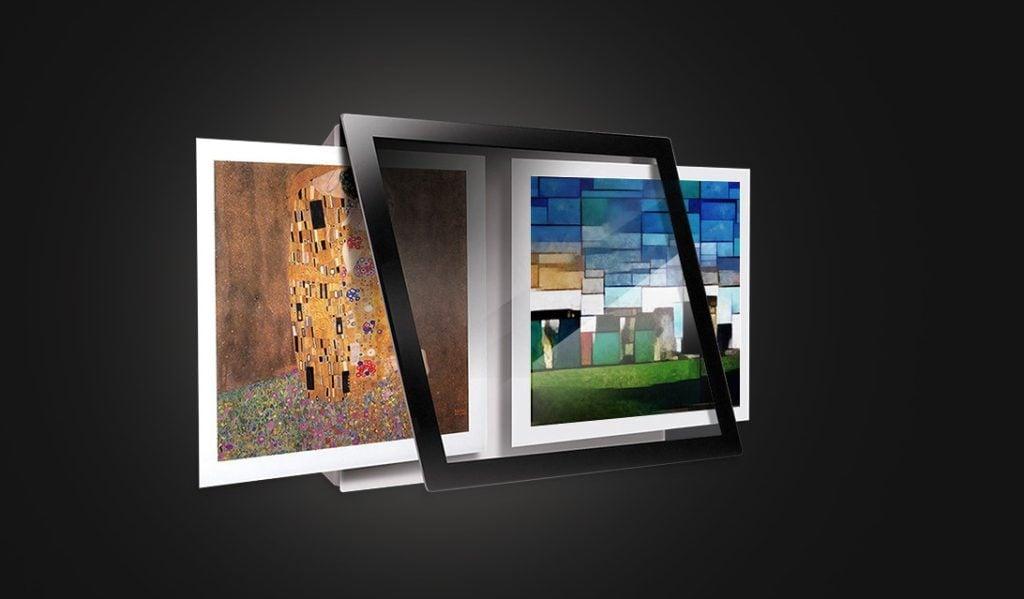 Ar-condicionado artcool gallery da lg