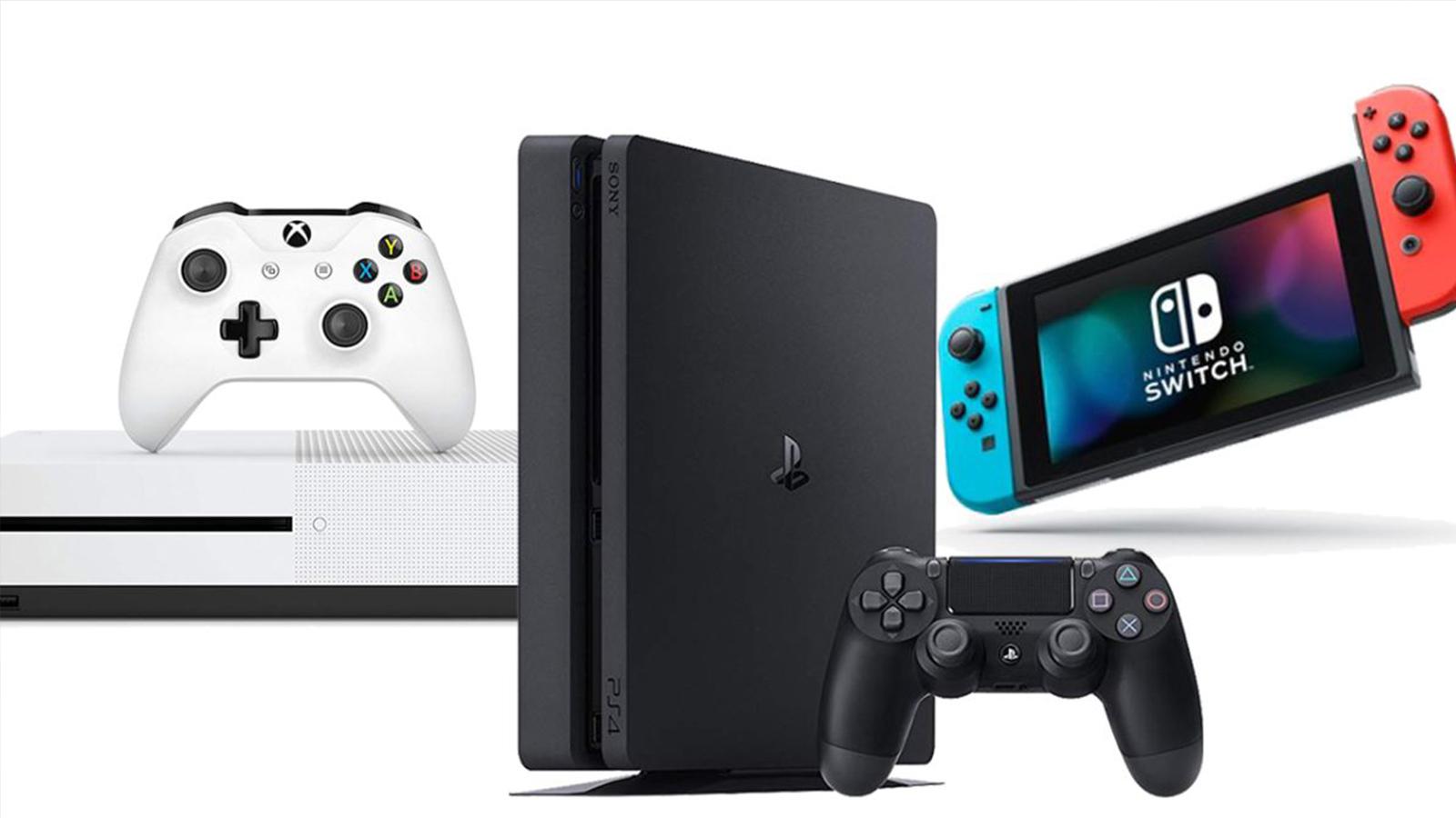 Consoles videogames