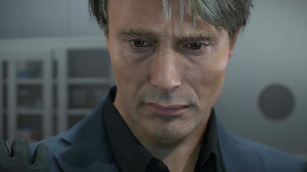 Cliff, personagem vivido por mads mikkelsen é um espetáculo para a trama.