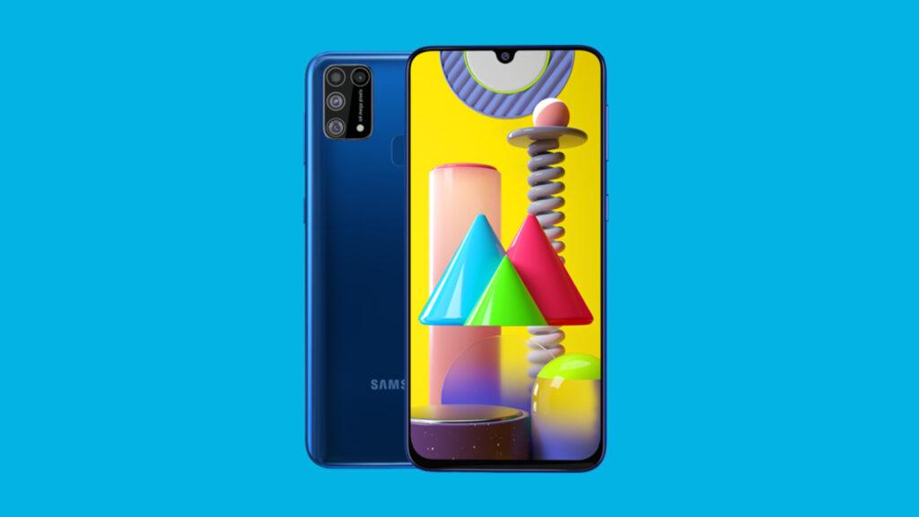 Novo Samsung Galaxy M31