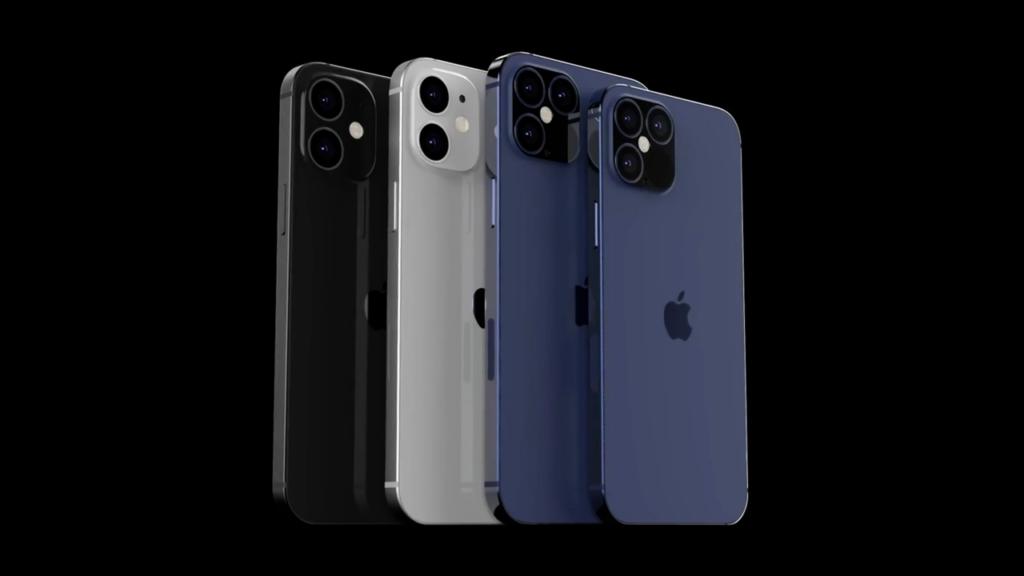 Lançamento do iphone 12