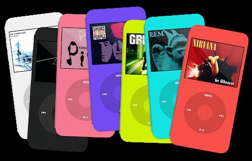 o MP3 revolucionou o mercado em sua época