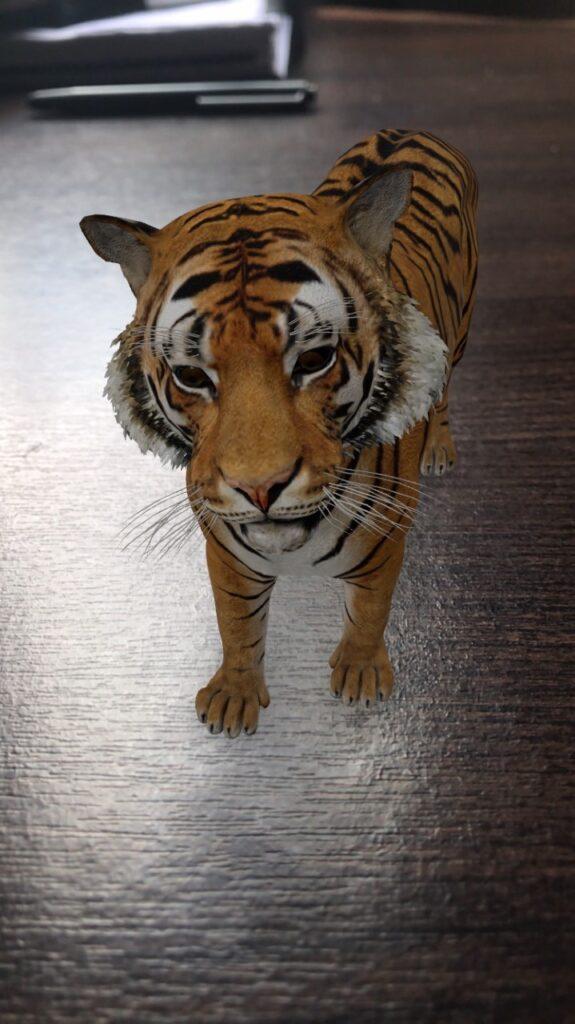 Veja como trazer animais 3d para dentro da sua casa com o google, através da realidade aumentada. Ferramenta de realidade aumentada traz experiência com animais 3d e até mesmo o corpo humano para a tela do smartphone