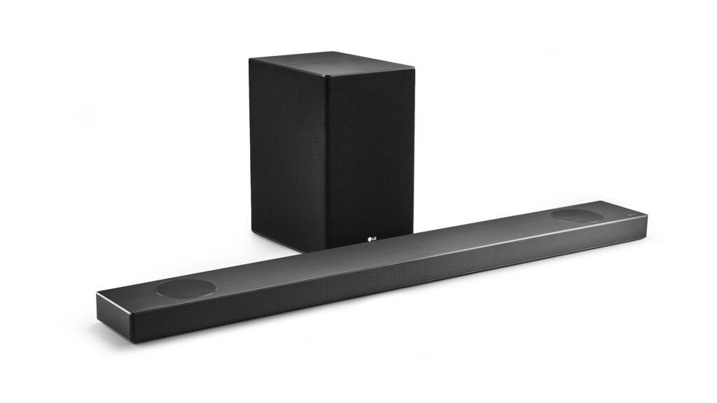 A caixa de som inteligente da lg tem qualidade de sobra para ser uma das melhores soundbars do mercado