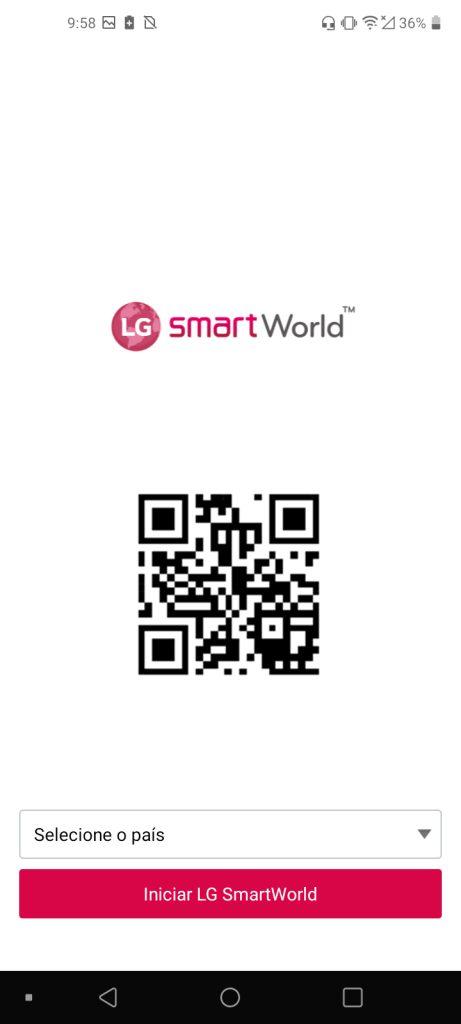 série k tutorial lg smartworld