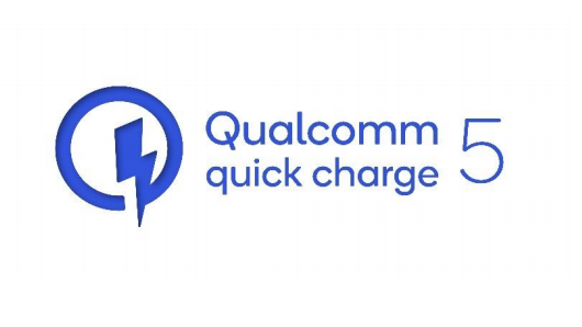 Logo do quick charge 5