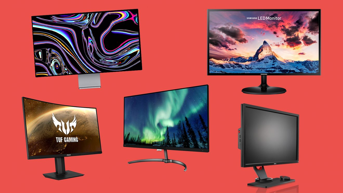 Os melhores monitores 4K e Full HD para comprar em 2020