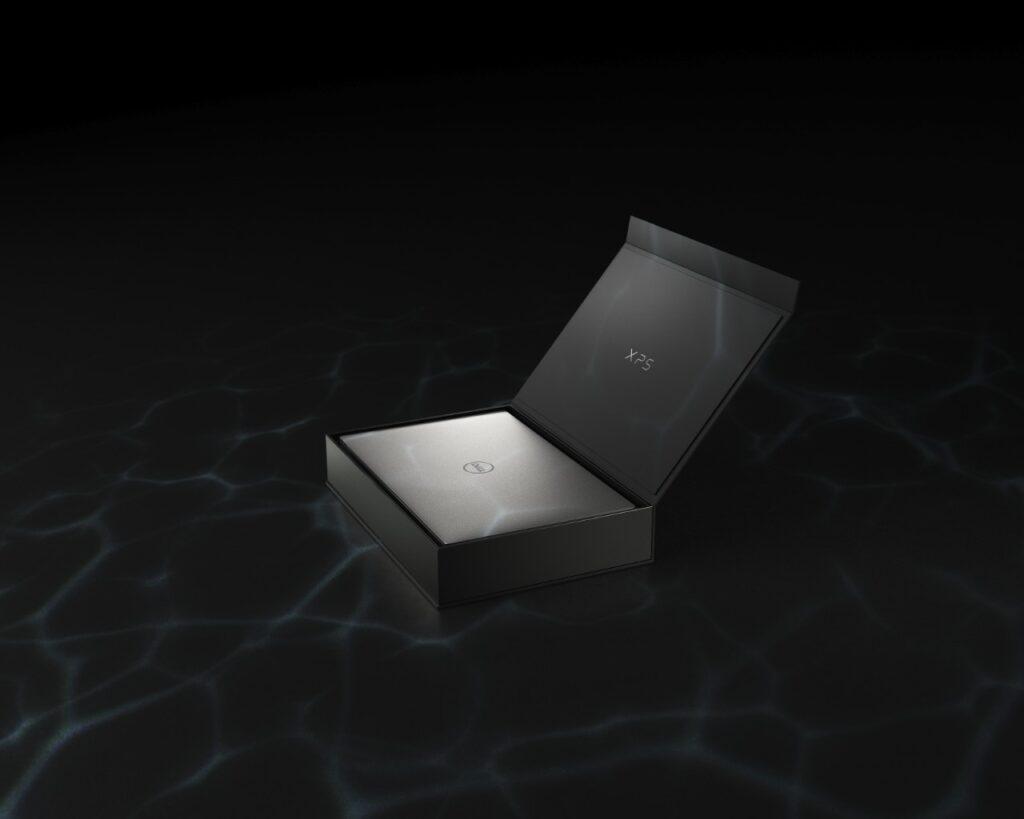 Novo xps 13 da dell na caixa