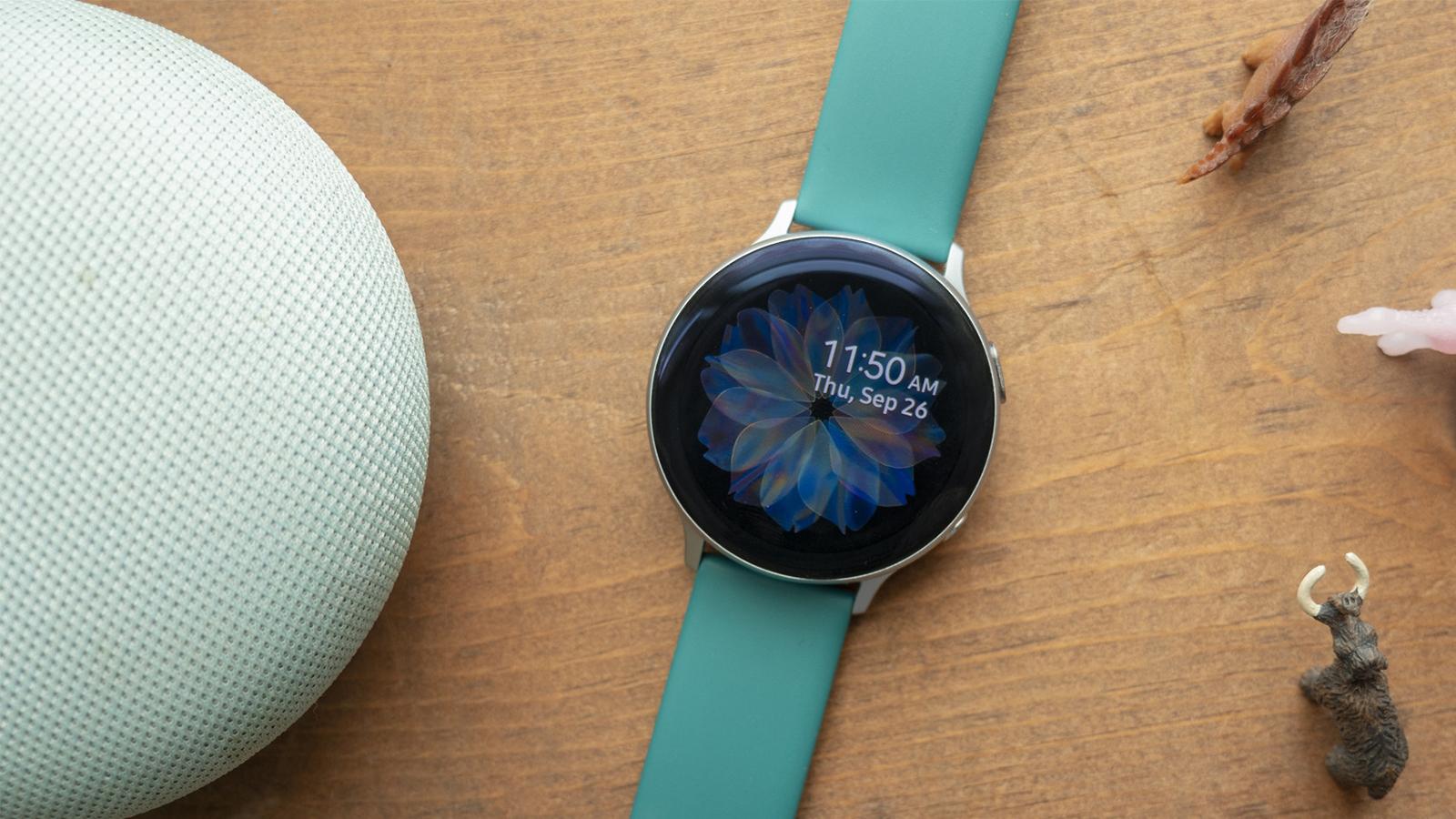 Galaxy watch active 2 brasil