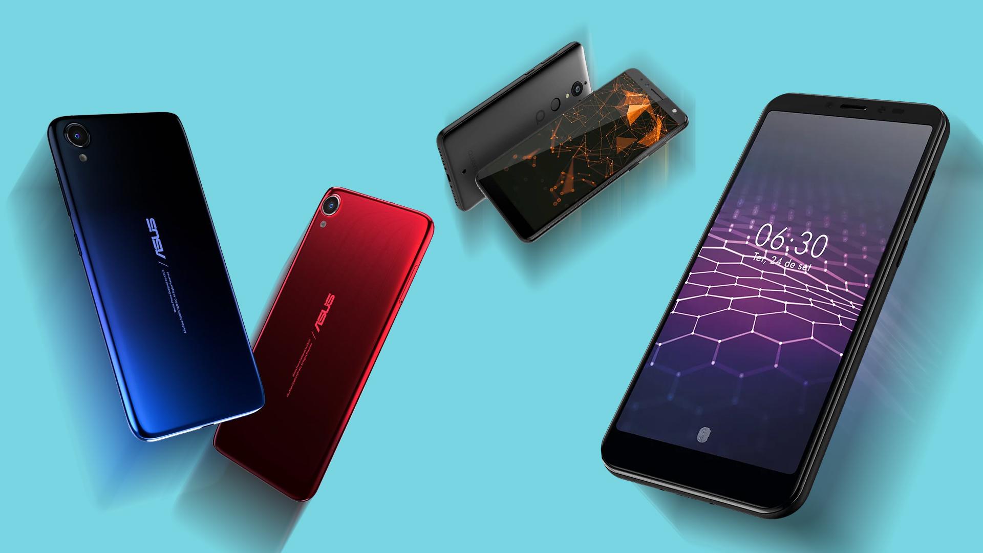 Smartphones 2020capa