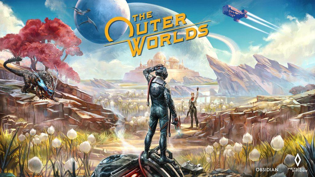 A obsidian, desenvolvedora de the outer worlds, pode revelar seu próximo game em breve.