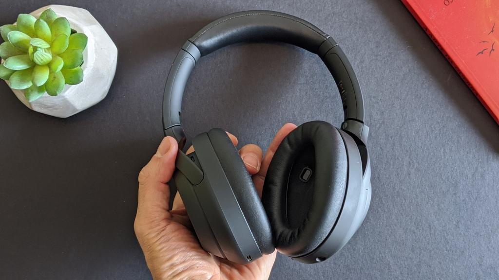 O fone de ouvido da sony leva a experiência para outro patamar.