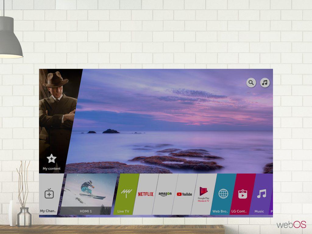 A SmarTV possui integração com outros dispositivos inteligentes