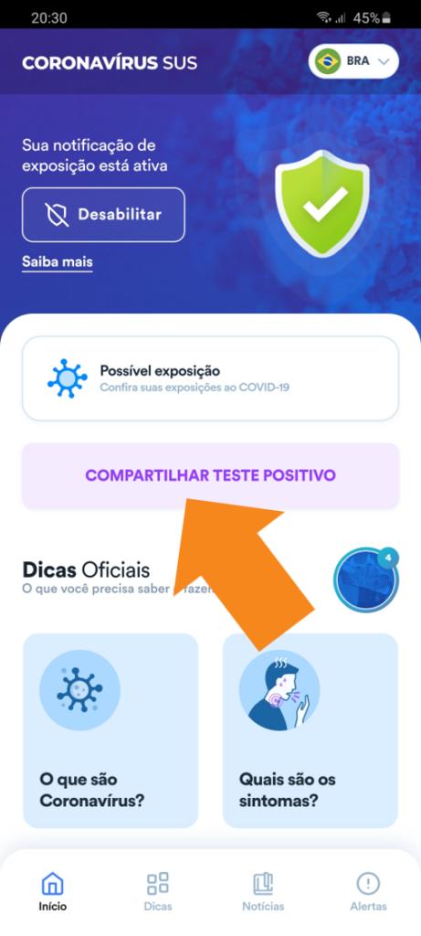 App Coronavirus SUS - 7