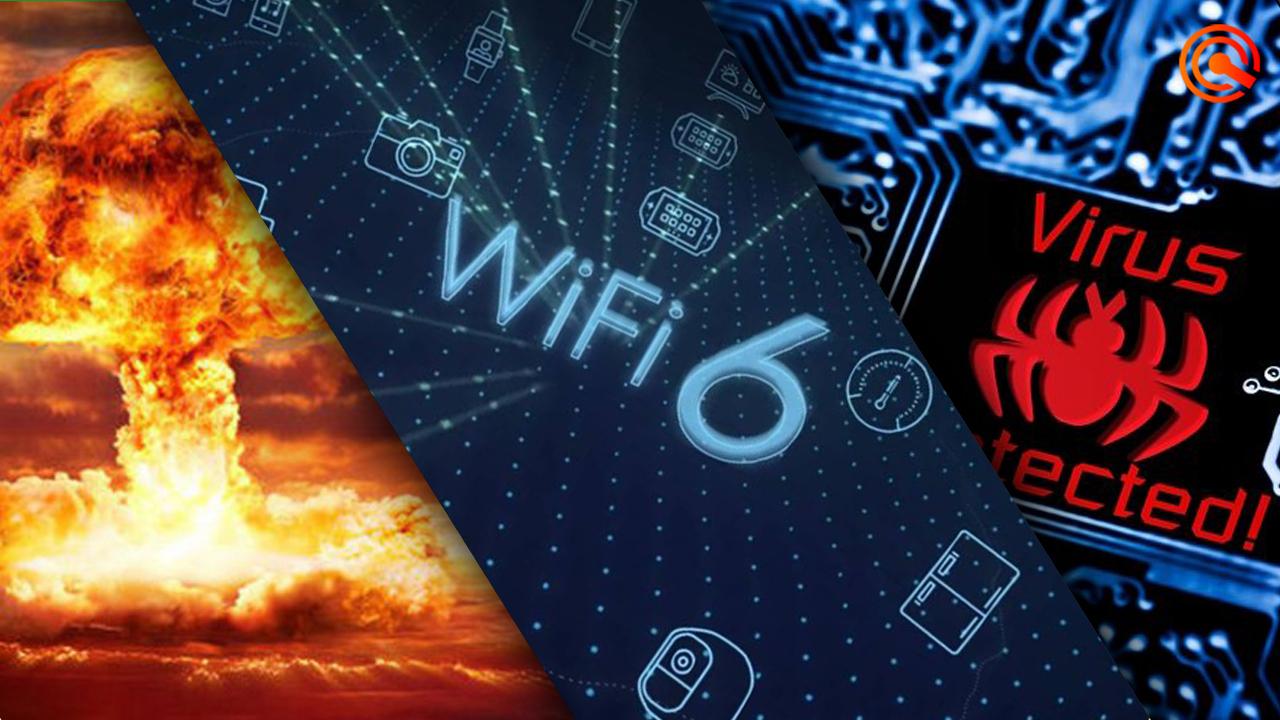 Showmecast #02: tsar bomba, antivírus e wi-fi 6. No segundo episódio do showmecast falamos sobre a tsar bomba, a nova wi-fi 6 e a necessidade de um programa antivírus