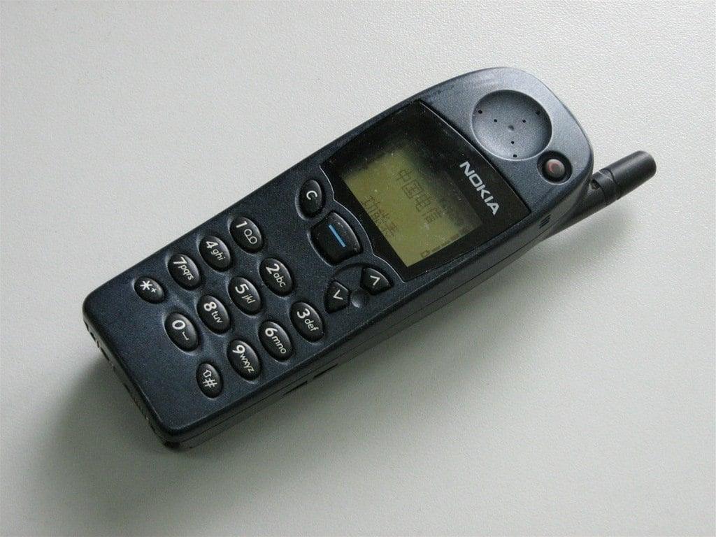 Mais uma da história do celular