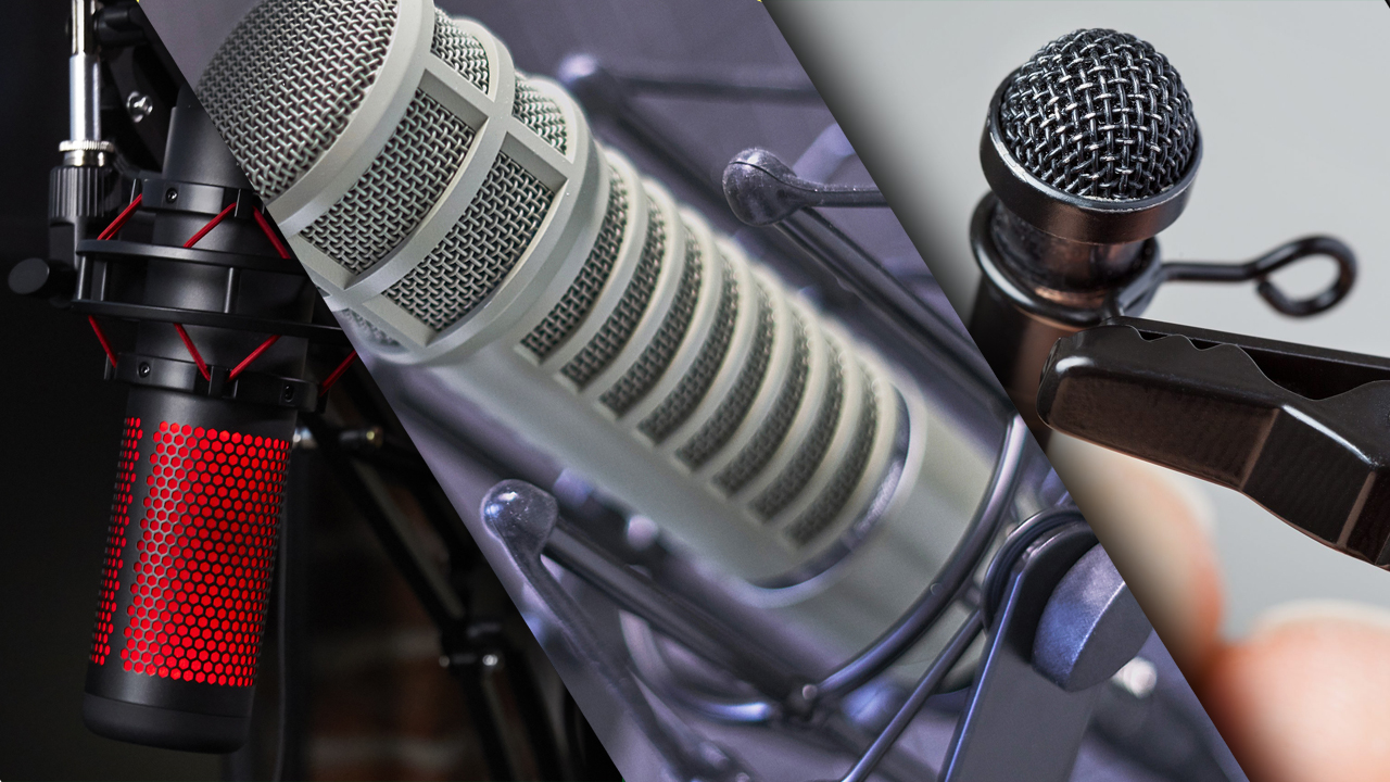 Listamos diversos tipos e modelos de microfones para você escolher o ideal para você.