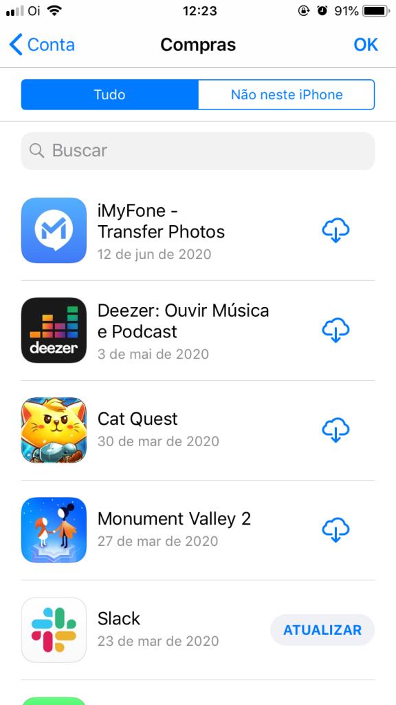Como jogar Fortnite pelo iPhone?