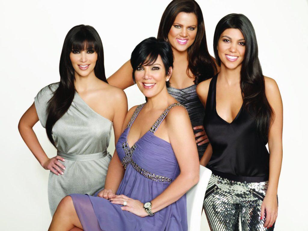 Imagem da série keeping up with the kardashians que chega a netflix em setembro