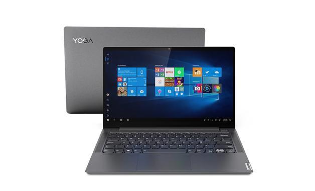 Notebooks em promoção: lenovo yoga s740 (imagem: divulgação/lenovo)