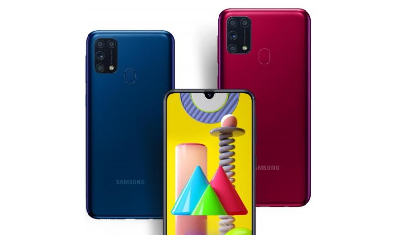 A linha Galaxy M traz opções de entrada e intermediárias para o consumidor