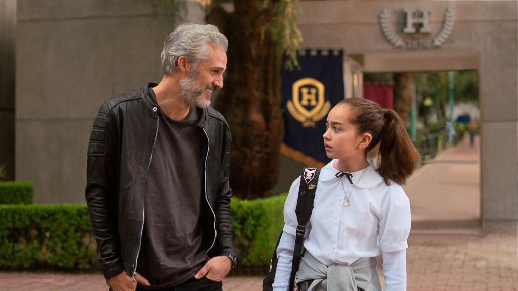 Cena do filme 'procura-se um pai'