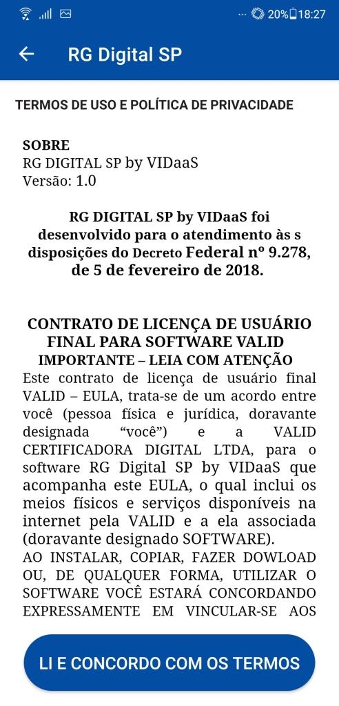 RG digital é lançado em São Paulo: veja como habilitar o seu