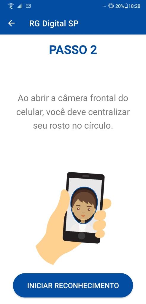 RG Digital: versão para smartphones da sua identidade chega em SP