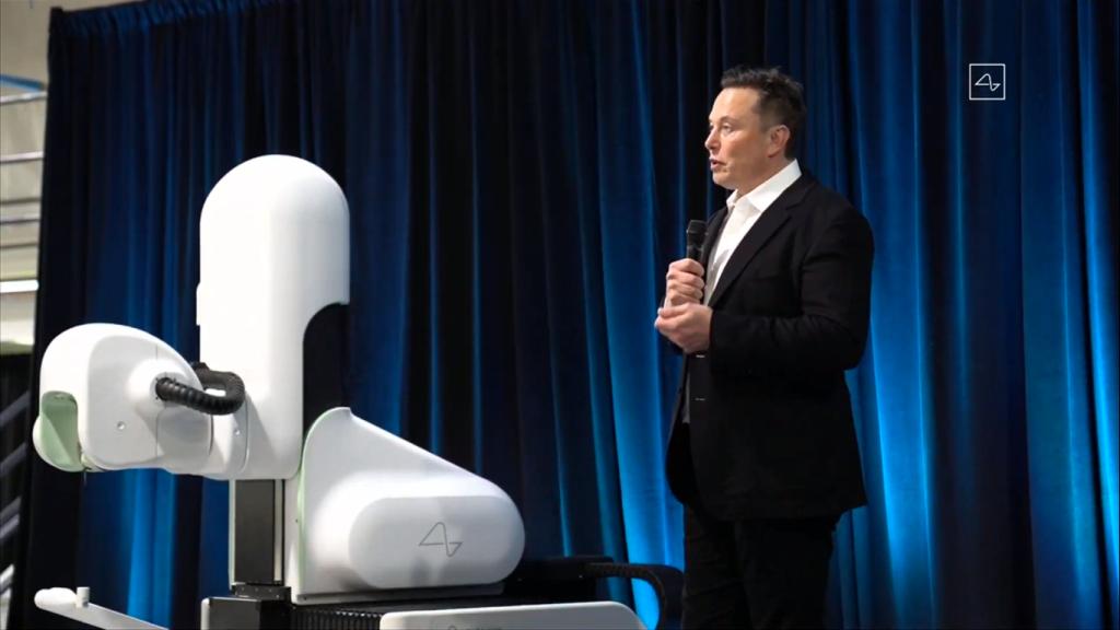 Elon Musk revela implante cerebral Neuralink, que deve tratar de paralisias e problemas motores