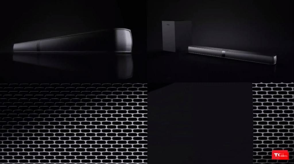 Soundbar Onkyo com tecnologia Dolby Atmos