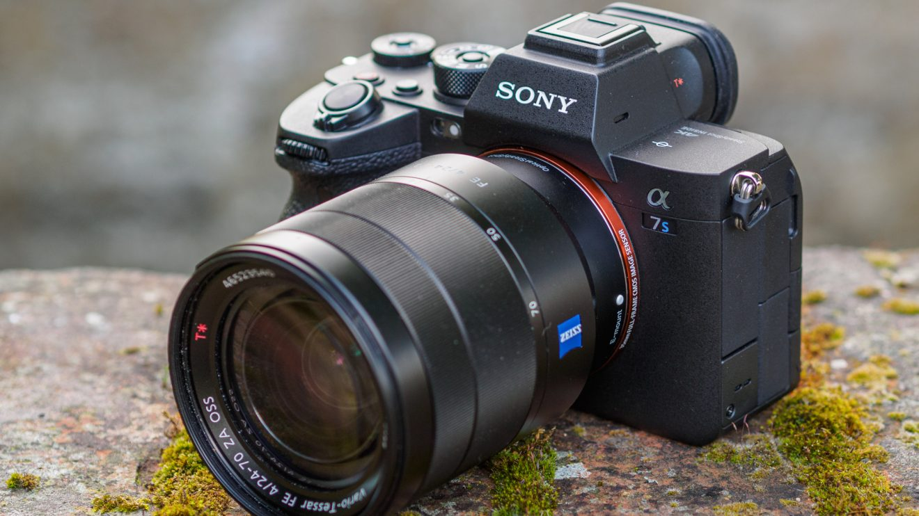 Sony Alpha A7S III 03 (Foto: Andy Westlake/Amaterur Photographer)
