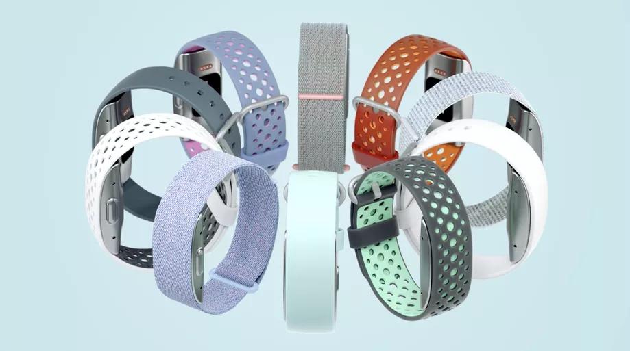 A amazon halo band também contará com pulseiras extras, vendidas separadamente (imagem: divulgação/amazon)