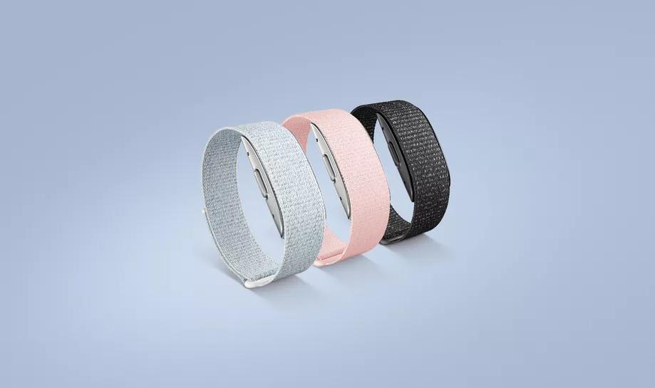 Amazon halo band: as três principais cores (imagem: divulgação/amazon)