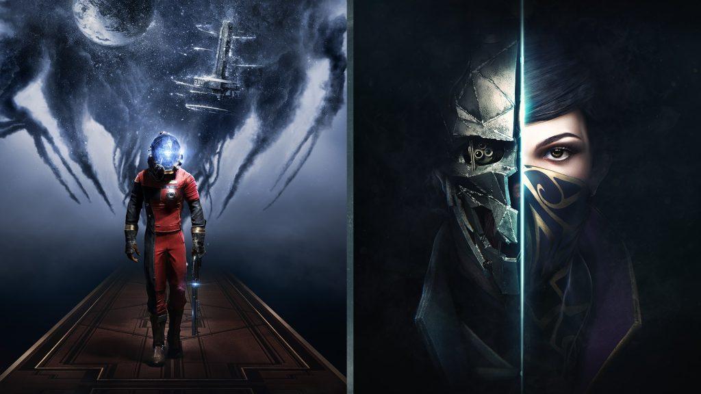 Prey e dishonored 2 como jogos de xbox one na promoção