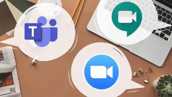 Entre o Zoom, Microsoft Teams e o Google Meet, há diversas opções e recursos para que você escolha a opção mais adequada a você (Imagem: Reprodução/Mercado Livre)