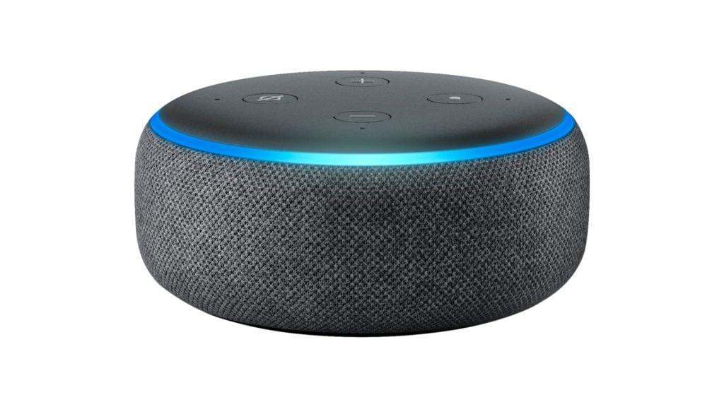 Para quem gosta de uma casa conectada, nossa última sugestão é o Echo Dot da Amazon