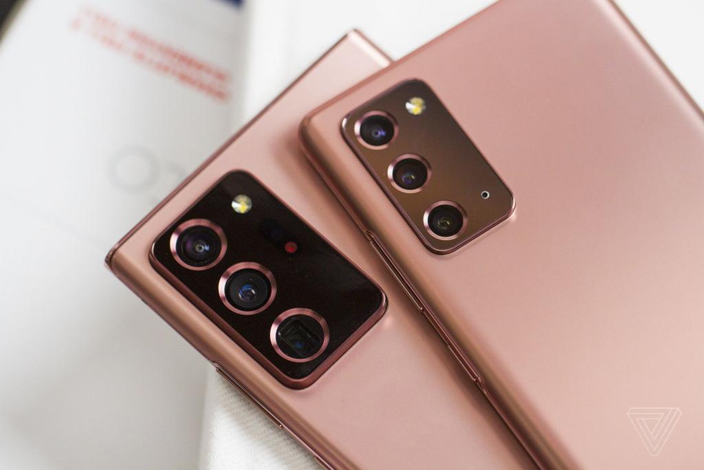 Galaxy note 20 ultra: smartphone de tela avantajada foi uma das novidades mostradas pela samsung para o mercado brasileiro (imagem: divulgação/samsung)