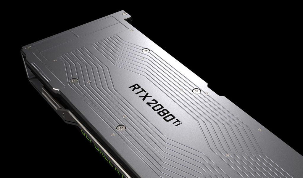 Placa Nvidia RTX 2080 Ti