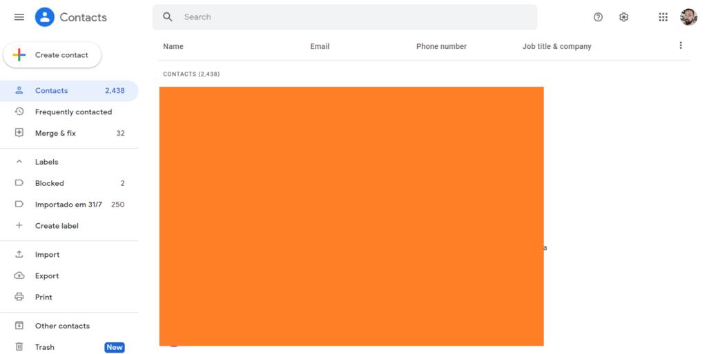 Como exportar seus contatos do outlook para o gmail?. Se você estiver mudando de serviço de e-mail — ou quiser manter os dois sincronizados — mostramos aqui como exportar seus contatos