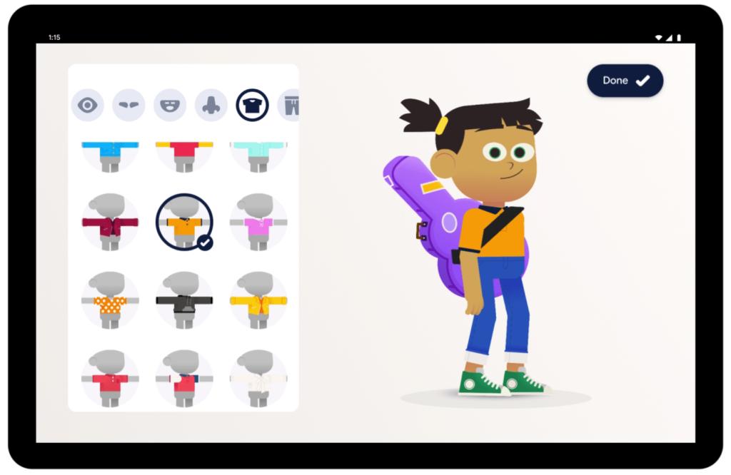 Google kids space: nova interface do google ajuda na disponibilização para o público infantil (imagem: divulgação/google)