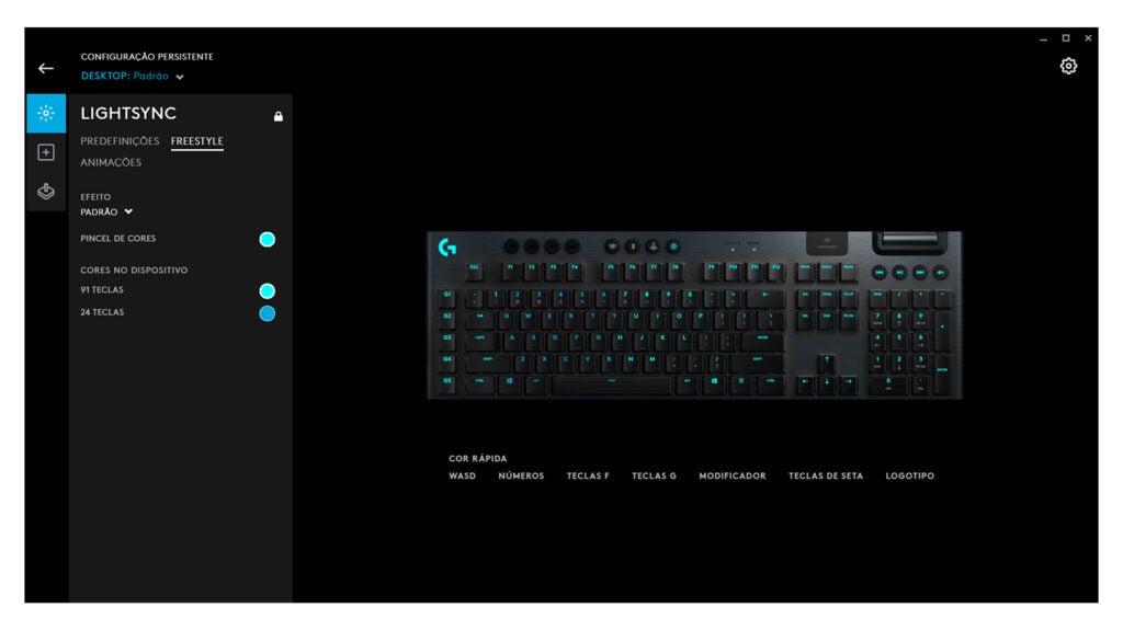REVIEW: Logitech G915, um excelente e versátil teclado mecânico gamer