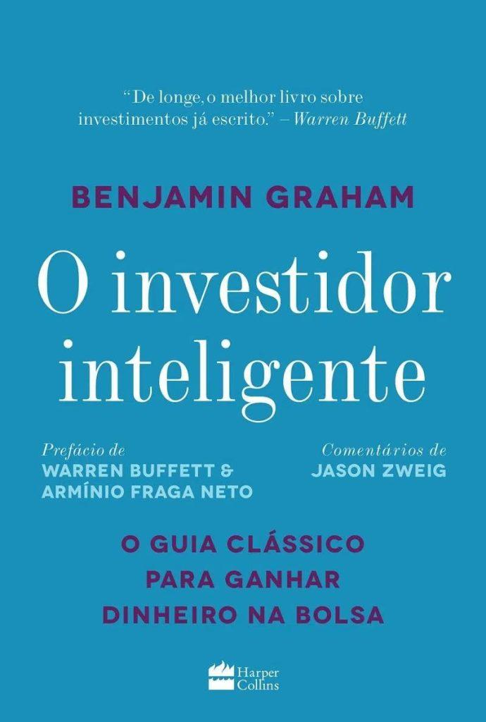 Capa do livro o investidor inteligente