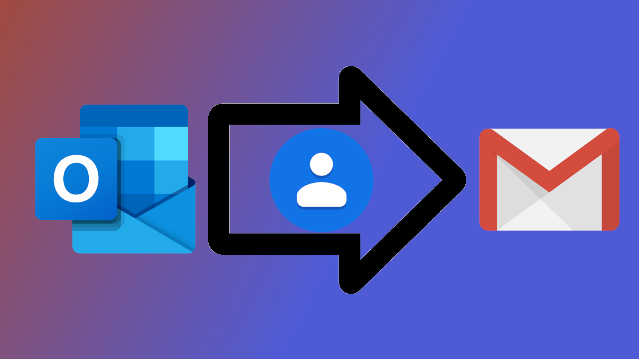 Como exportar seus contatos do Outlook para o Gmail