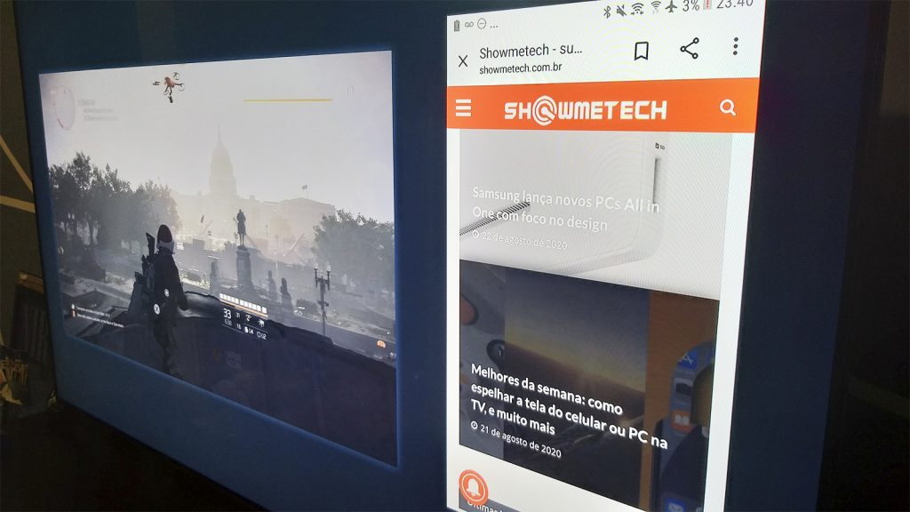 Q80T multi view tela