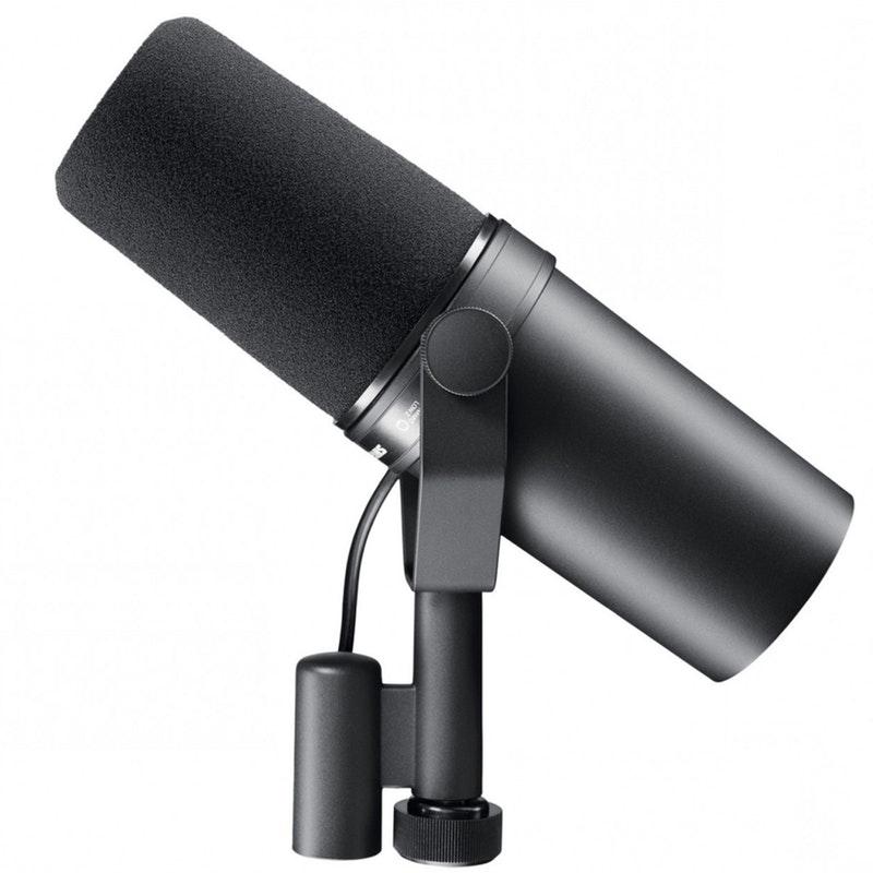 Microfone dinâmico Shure SM7B