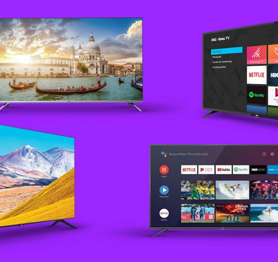 melhores smart tvs de 2020