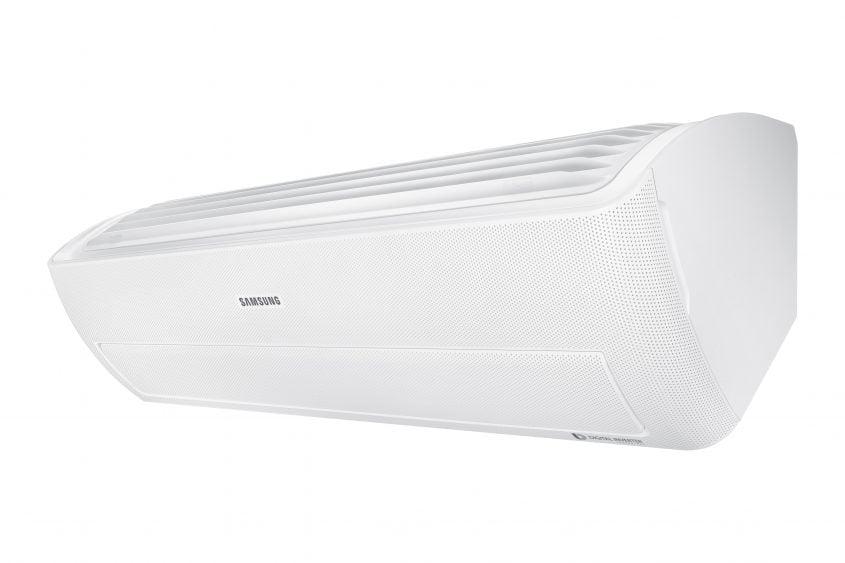 Ar-condicionado split inverter wind-free da samsung