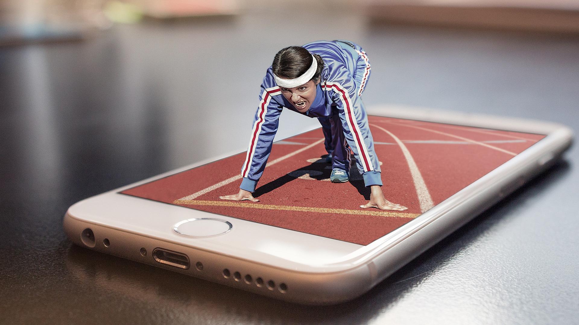 Novas soluções de tecnologia fitness e de saúde estão surgindo para os interessados