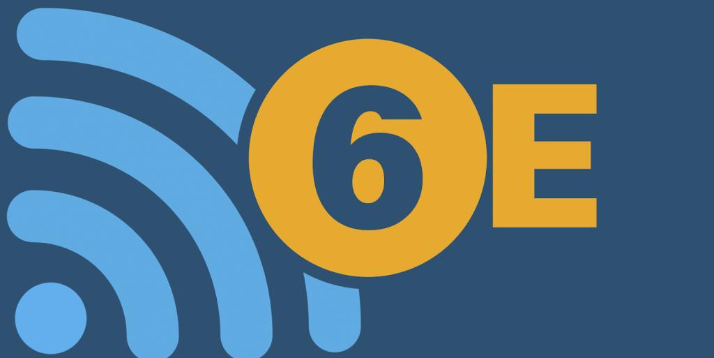 Logo do Wi-Fi 6E